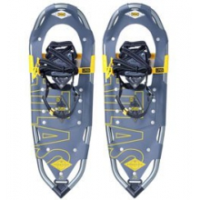 Atlas Snowshoe Company Rendezvous Snowshoe - Men's - Grey/Yellow In Size by Atlas
