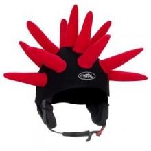 Mental Hellraiser Helmet Cover Kids', Black/Red, in State College, PA