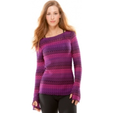 Moving Comfort Womens Vibe Long Sleeve by Moving Comfort
