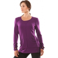 Moving Comfort Womens Flipside Long Sleeve by Moving Comfort