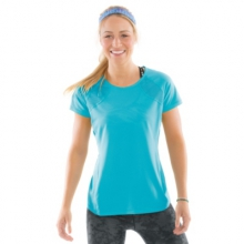 Moving Comfort Womens Dash Tee by Moving Comfort