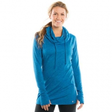 Chic Hoodie - Women's: Crush Heather, Small by Moving Comfort