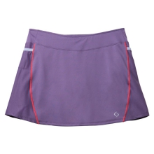 - Momentum Skort - X-Small - Grape Soda/Flamingo by Moving Comfort