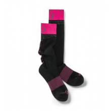 Urban Gym Sock - Women's - Black/Powderpink by Moving Comfort