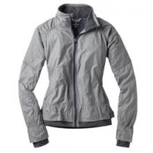 Sprint Jacket - Women's - Ebony/Crosshatch Ebony In Size: Medium by Moving Comfort