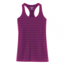 Pick Up Tank - Women's: Currant/Navy, Small by Moving Comfort