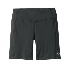- Endurance 7 1/2 in Short - X-Small - Black by Moving Comfort