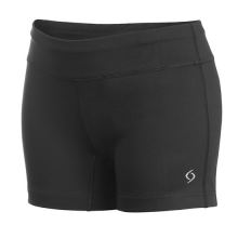 - 4 inch Compression Short - Large - Black