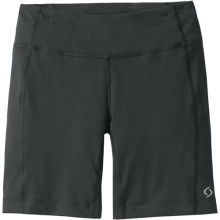Endurance 7.5 Inch Shorts - Women's: Black, Small by Moving Comfort