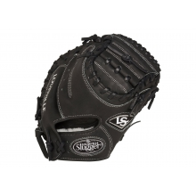 Pro Flare Black Catcher's Mitt by Louisville Slugger in Logan Ut