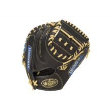 Omaha Series 5 Royal Catcher's Mitt by Louisville Slugger