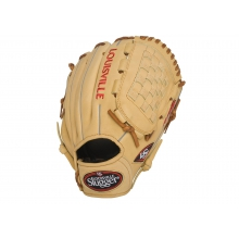 125 Series Cream 12 inch by Louisville Slugger