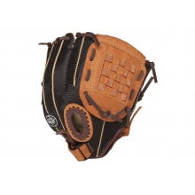 Genesis Brown 10 inch by Louisville Slugger