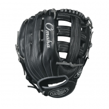 "Omaha 12.5"" Outfield Baseball Glove by Louisville Slugger"