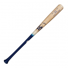 MLB PRIME Maple C271 Natural with Navy Baseball Bat by Louisville Slugger in Logan Ut