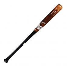 MLB Prime Maple EL3-I13 Flame with Black Baseball Bat by Louisville Slugger in Logan Ut