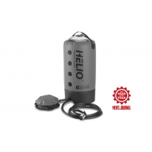 Helio Pressure Shower (Grey)