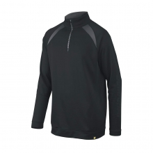 Men's Heater Fleece 1/2 Zip by DeMarini