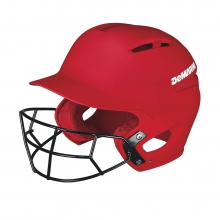 Paradox Helmet with Baseball Mask by DeMarini