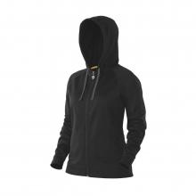 Women's Post Game Full Zip Fleece Hoodie by DeMarini in Logan Ut