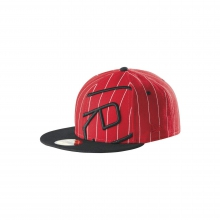 Post Game Pinstripe D Cap