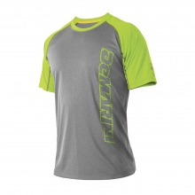 Men's Yard-Work Vertical Wordmark Training Tee SP by DeMarini