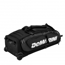 Black Ops Wheeled Bag by DeMarini