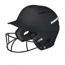 Paradox Youth Helmet with Fastpitch Mask by DeMarini in Logan Ut