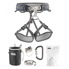 CORAX climbing kit sz 2 by Petzl