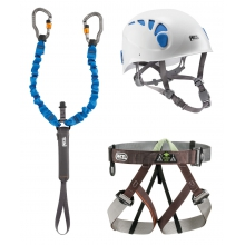 KIT VIA FERRATA by Petzl