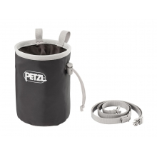 BANDI chalk bag yellow by Petzl