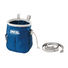 SAKAPOCHE chalk bag turquoise by Petzl