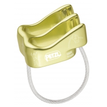 VERSO belay device titanium