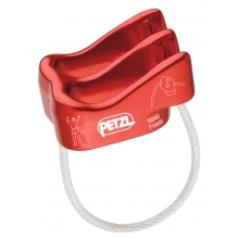 VERSO belay device titanium by Petzl