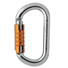 OK TRIACT-LOCK carabiner by Petzl
