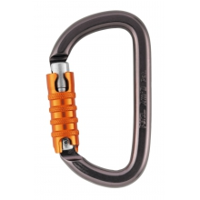 AM'D TRI-ACT carabiner by Petzl