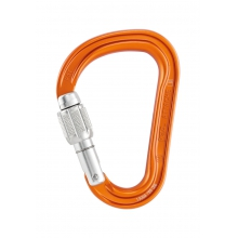 ATTACHE SCREW-LOCK carabiner by Petzl