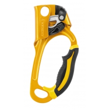 ASCENSION ascender rght yl/blk by Petzl