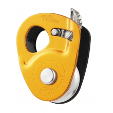 MICRO TRAXION pulley rope grab by Petzl