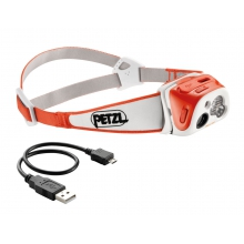 TIKKA RXP headlamp recharg blk by Petzl