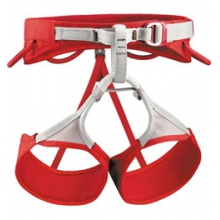 Sama 2 Climbing Harness - Red In Size by Petzl