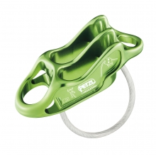 - Reverso 4 Belay Device - Violet by Petzl