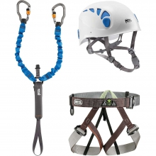 VIA FERRATA kit by Petzl