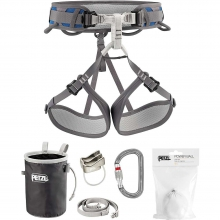 CORAX climbing kit sz 1 by Petzl