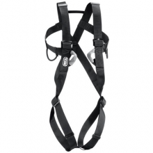 - Full Body Harness - 1 - Black by Petzl