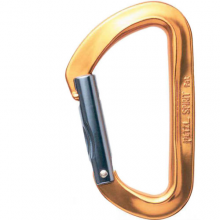 Spirit Carabiner Straight Anod by Petzl