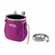 - Saka Chalk Bag - Violet by Petzl