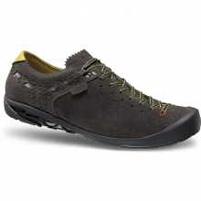 Ramble GTX Shoe Womens - Smoke/Citron 8
