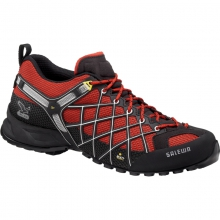 Mens Wildfire GTX Shoe - Sale Flame / Black 8.5 by Salewa