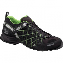 Men's Wildfire GTX, Black/Emerald, 7
